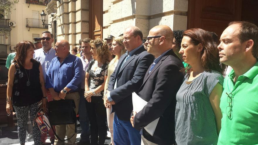 Los grupos municipales acuerdan presentar propuestas ante la difícil situación económica del Ayuntamiento de Jaén