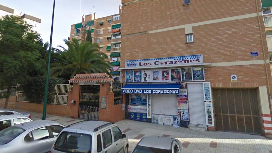 Fachada de la calle Río Guadiana, 2, donde vivía la fallecida (Google)