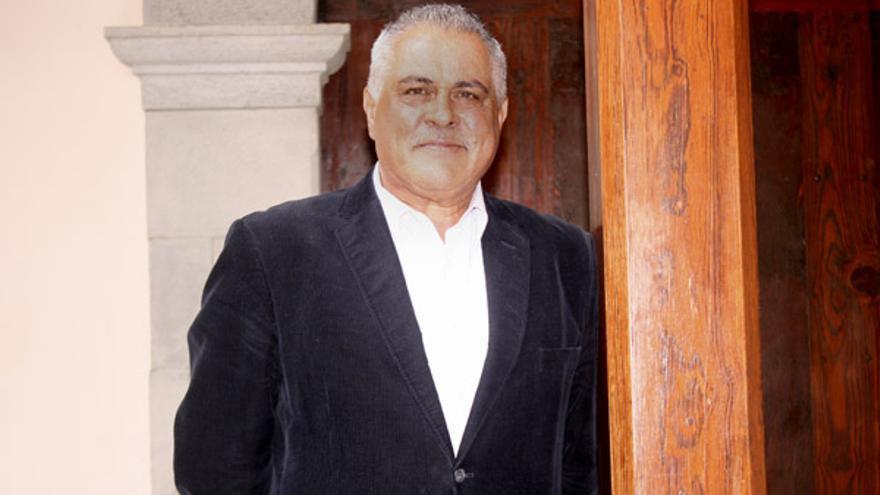 El alcalde de Granadilla, Jaime González Cejas.