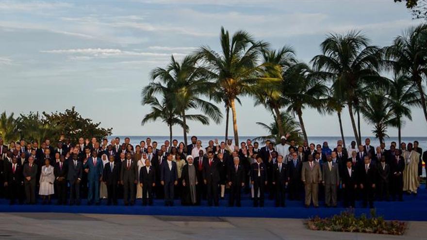 Declaración de cumbre de Margarita llama a consolidar y revitalizar el MNOAL