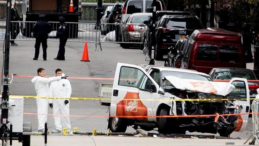El autor del ataque en Nueva York se radicalizó dentro de EEUU, según el gobernador