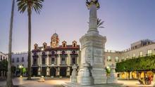 El Ayuntamiento de Almería acelera para trasladar el monumento a 'Los Coloraos', los héroes liberales fusilados en 1824