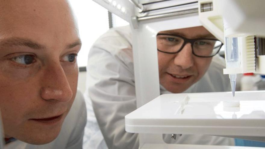 Las córneas artificiales impresas en 3D podrían trasplantarse en un futuro
