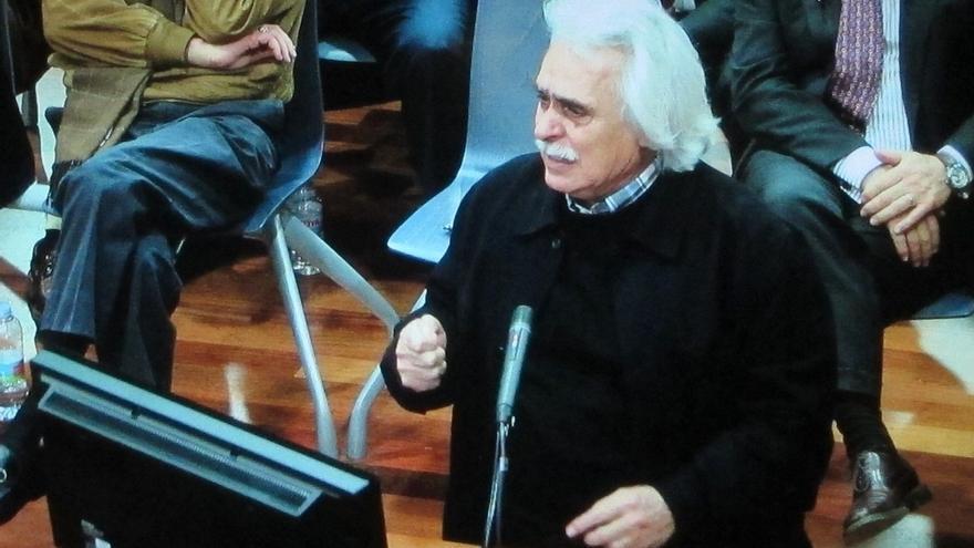 """Rafael Gómez 'Sandokán' defiende que """"no he hecho nada"""""""