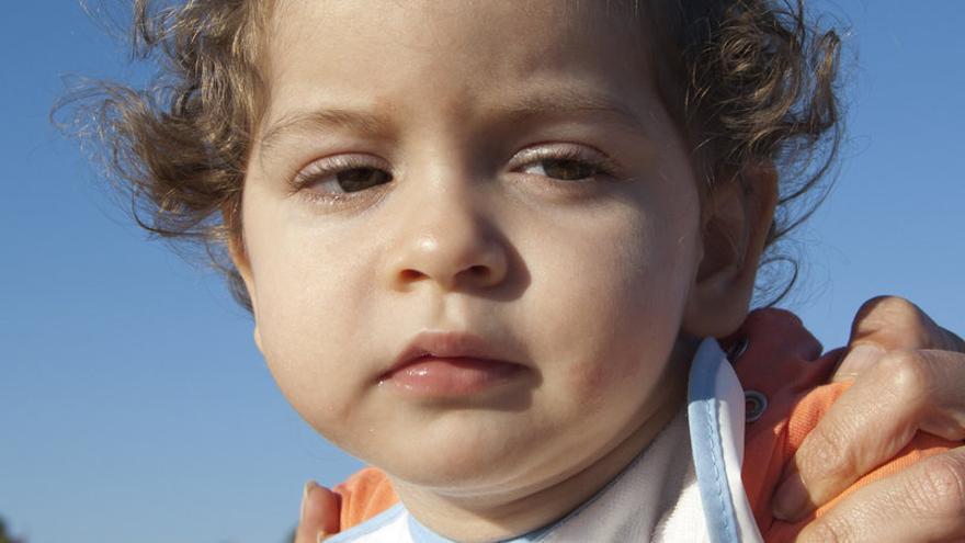 Marina será escolarizada en una escuela infantil de San Basilio