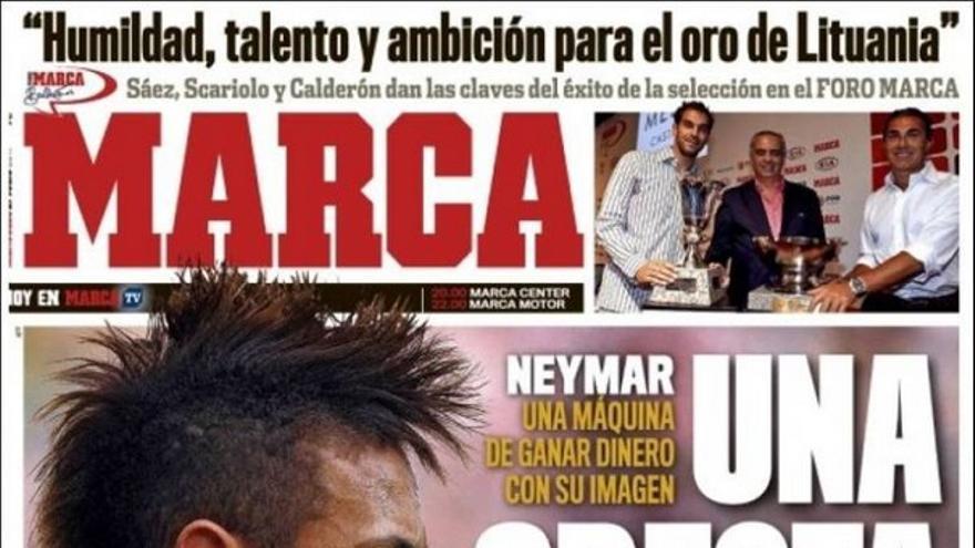 De las portadas del día (27/07/2011) #13
