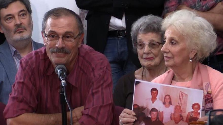 Resultado de imagen para abuelas de plaza de mayo