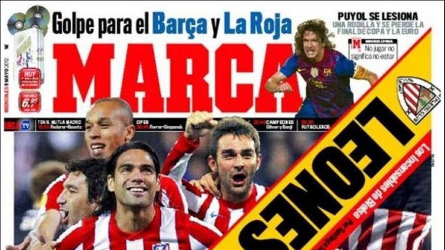 De las portadas del día (09/05/2012) #12