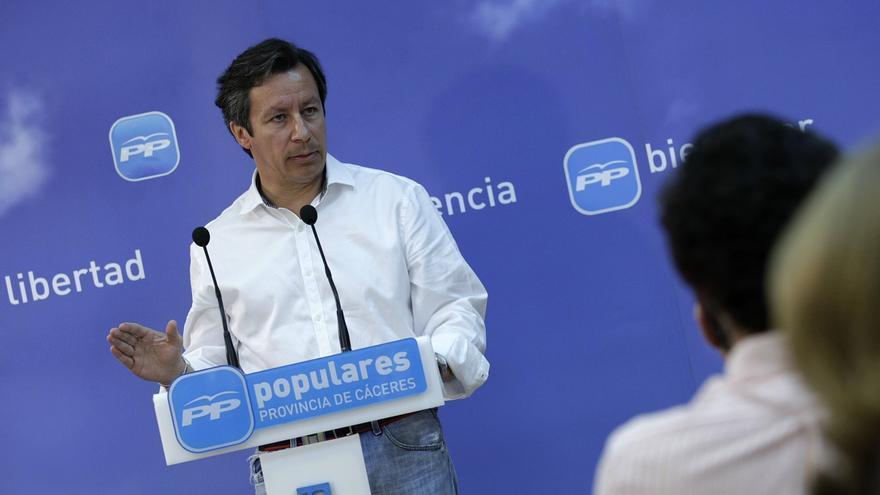 """Floriano afirma que España verá en esta legislatura """"cómo se bajan los impuestos y se crea empleo"""""""