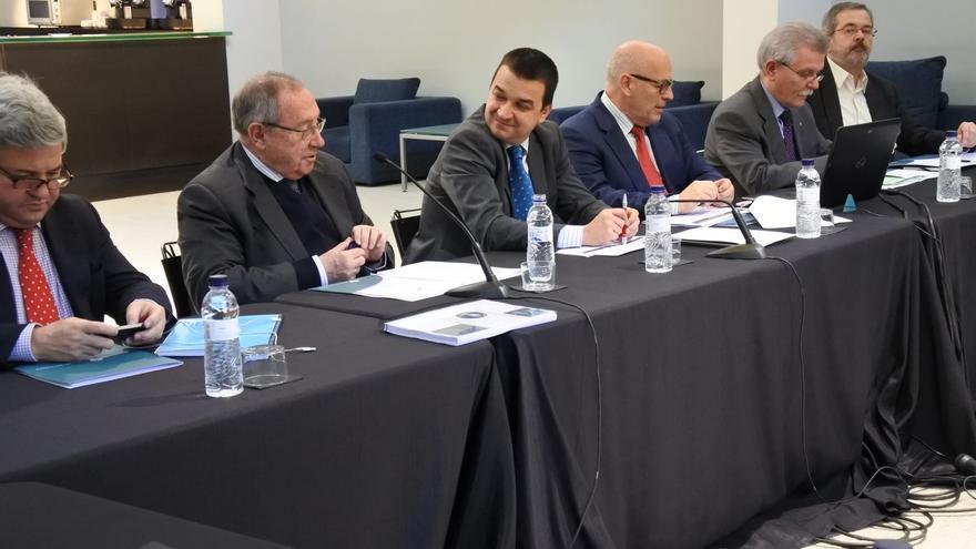 Reunión del Patronato de la Fundación Dieta Mediterránea / JCCM