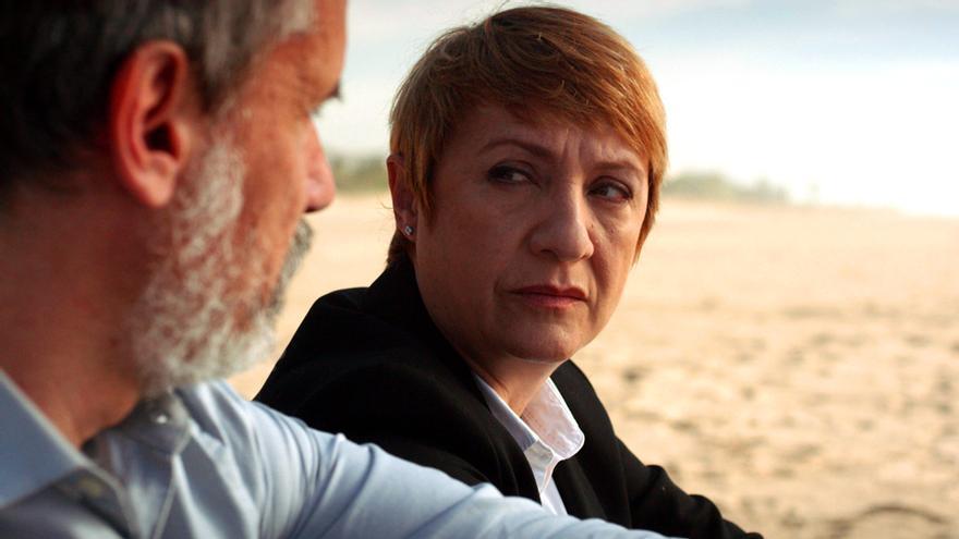 Alicia Castro y Juan Elías en el capítulo final de 'Sé quién eres'