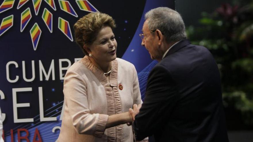 Rousseff dice que la Celac es un instrumento de aproximación en un mundo de fragmentación