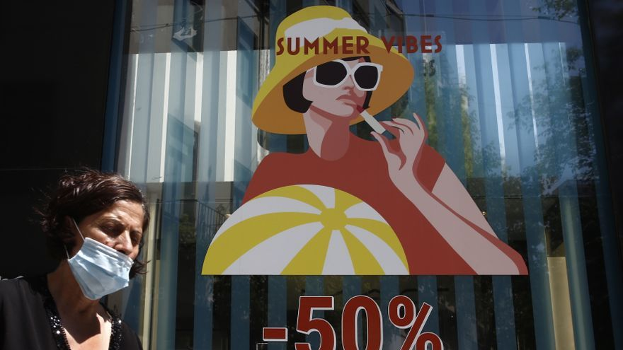 El consumo en Grecia en 2020 fue menor que en los peores años de la crisis