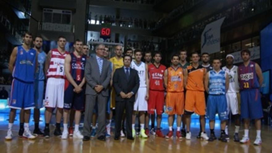 Presentacion Liga Endesa 2012 2013
