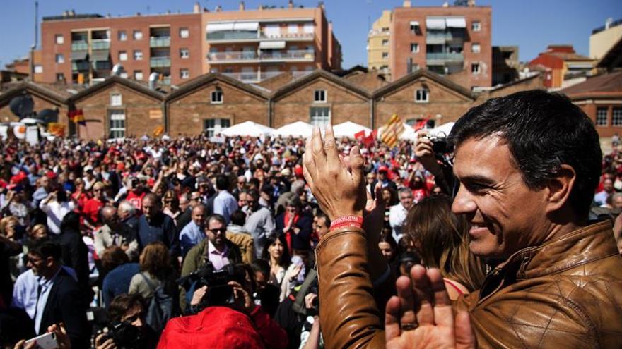 Pedro Sánchez: España es una nación de naciones y Cataluña es una nación