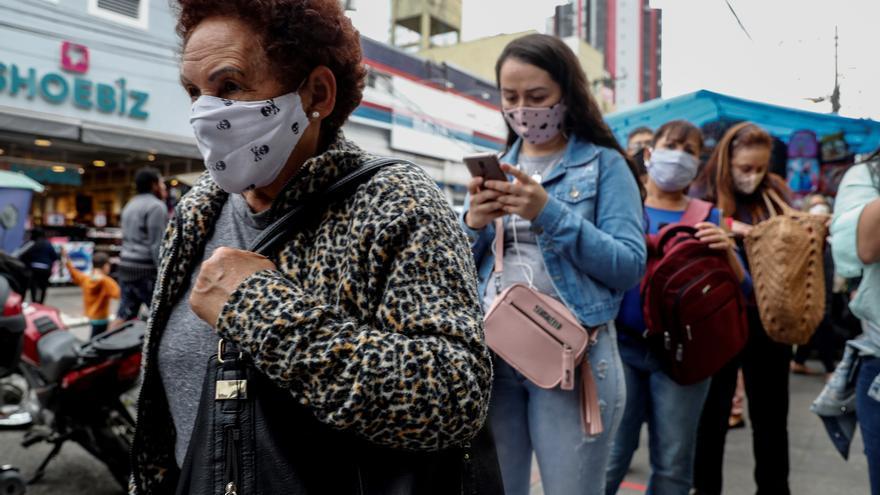 Brasil supera las 187.000 muertes por el nuevo coronavirus