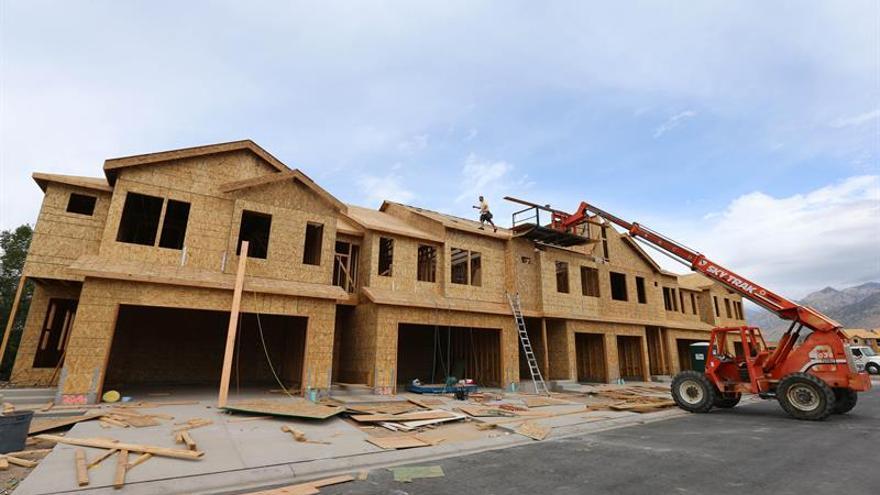 La compraventa de viviendas aumentó en febrero un 1,2 %