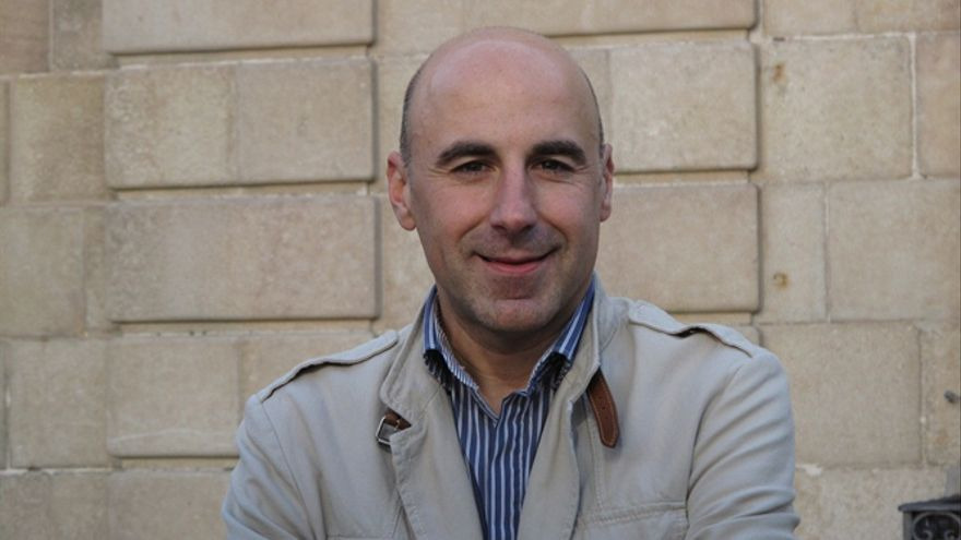 L'escriptor valencià Silvestre Vilaplana