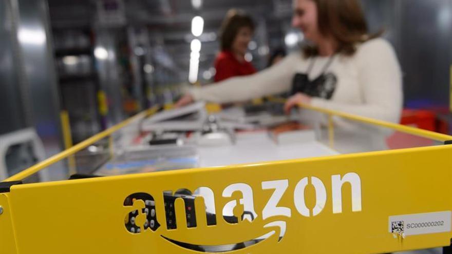 Amazon expulsa de su 'app' a los repartidores que usan 'bots' para capturar horas