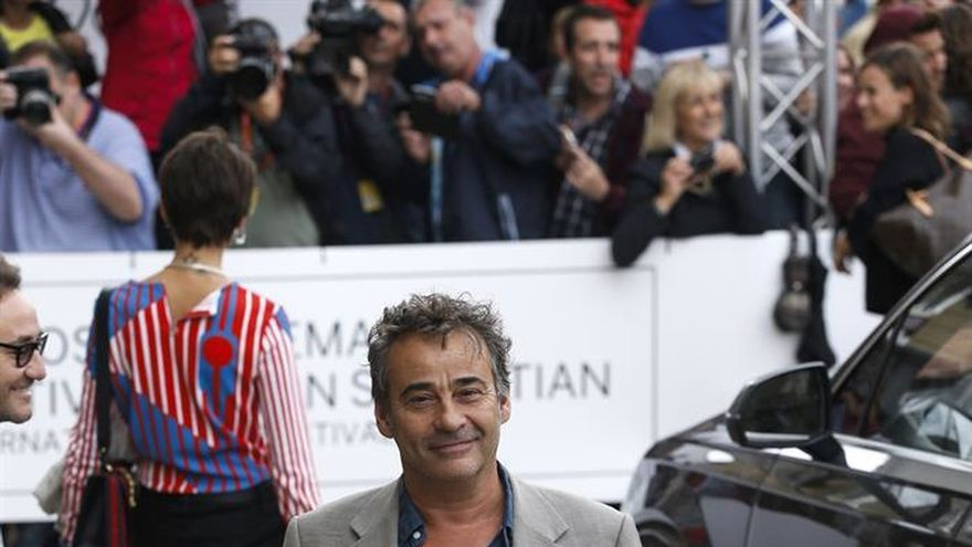 Eduard Fernández, Concha de Plata al mejor actor en San Sebastián