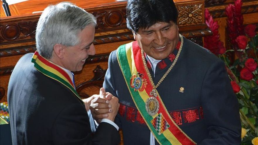 Un 53 por ciento de los bolivianos rechaza la reelección de Evo Morales, según una encuesta