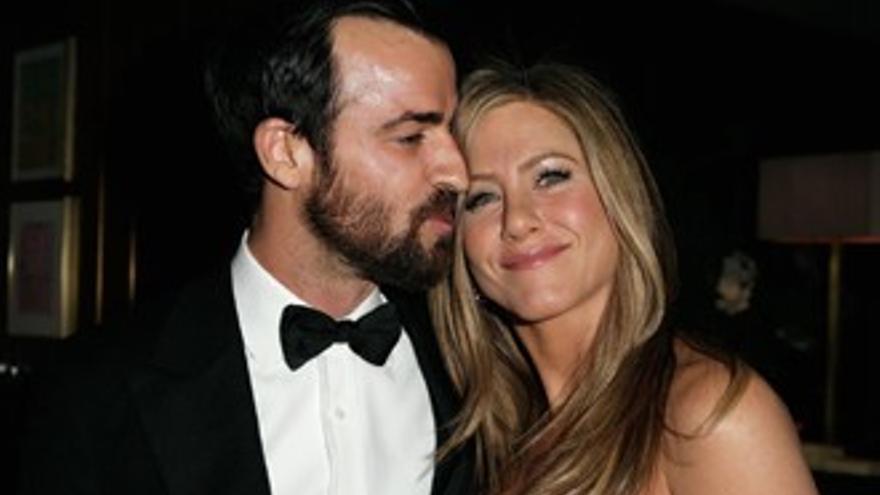 Jennifer Aniston y Justin Theroux se separan tras 7 meses de matrimonio