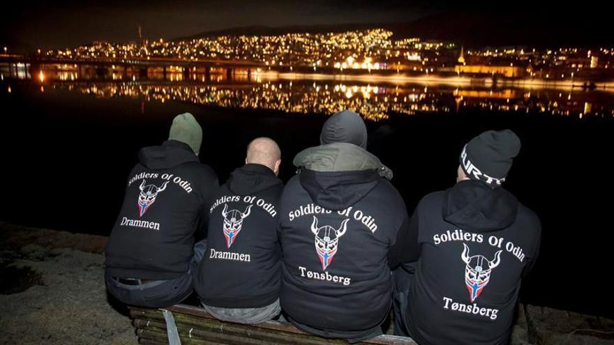 Condenan por agresión al fundador del grupo xenófobo finés Soldiers of Odin