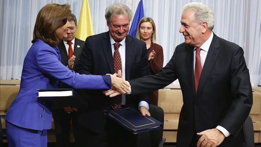 Los colombianos empiezan a viajar a Europa sin el requisito de la visa Schengen
