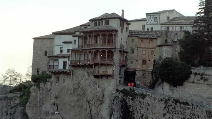 Cuenca rehabilitará las Casas Colgadas y su emblemático MesónCuenca. Efe