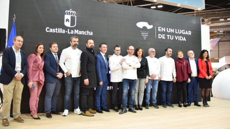 Presentación del Plan Estratégico de Gastronomía en Fitur