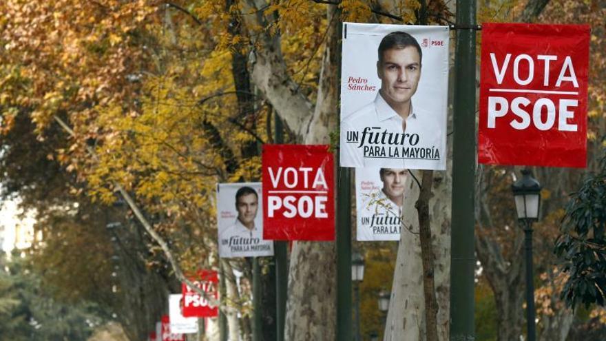 Los partidos buscan un acuerdo para ahorrar gasto en publicidad electoral