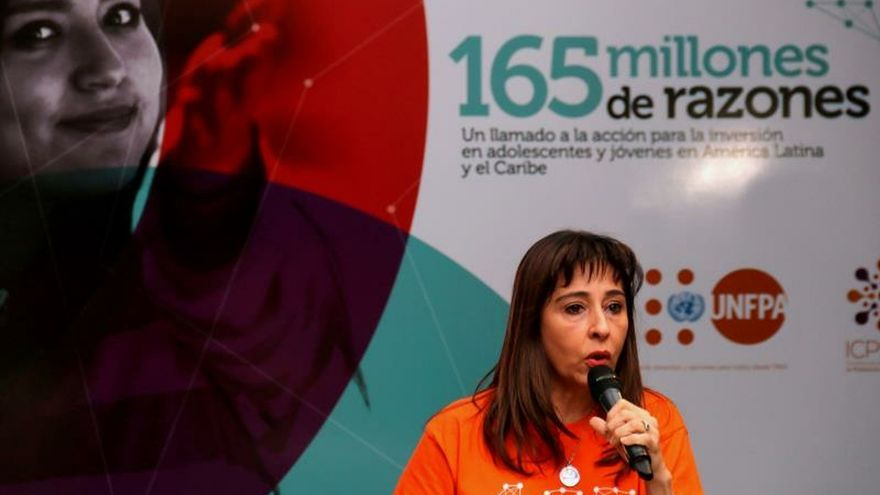 Jóvenes paraguayos exigen a las autoridades promover más políticas públicas