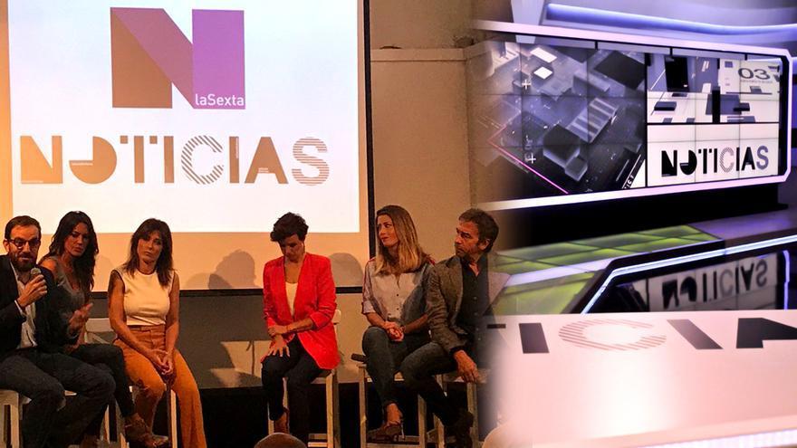 laSexta Noticias celebra sus 12 años