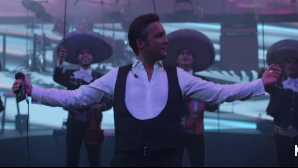 Luis Miguel, la serie, tercera temporada