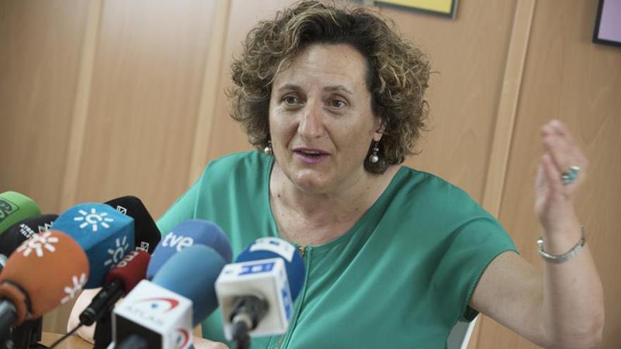 Francisca Granados, asesora de Juana Rivas y directora del Centro de la Mujer de Maracena