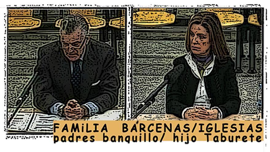 Bárcenas / Iglesias
