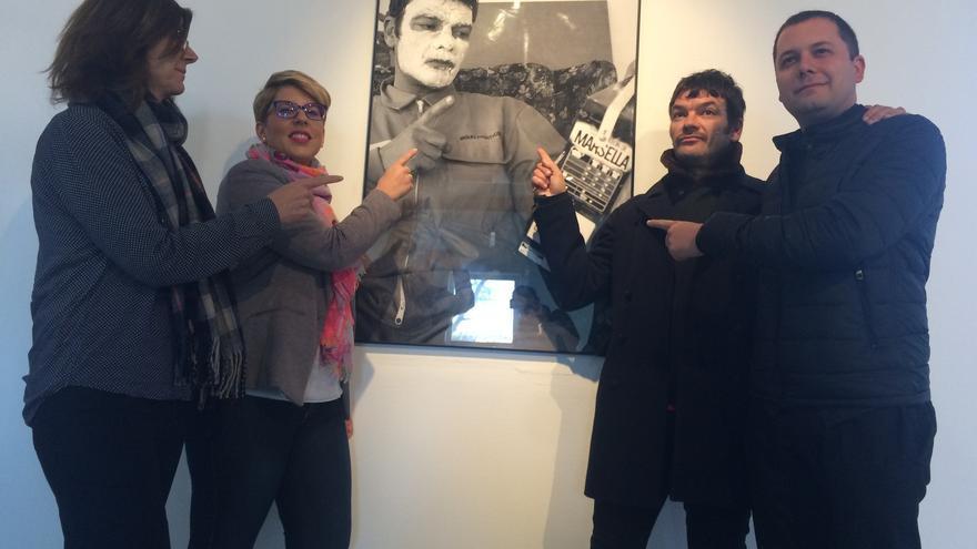 Exposición de Miguel Frustuoso en el Párraga de Murcia