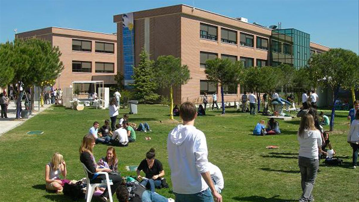 Campus de la Francisco de Vitoria