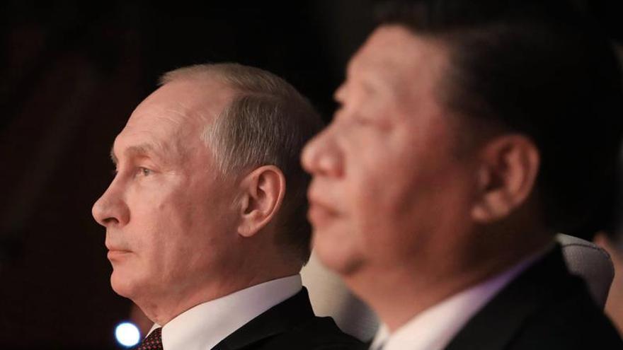 Putin insiste en una solución diplomática al problema con Corea del Norte