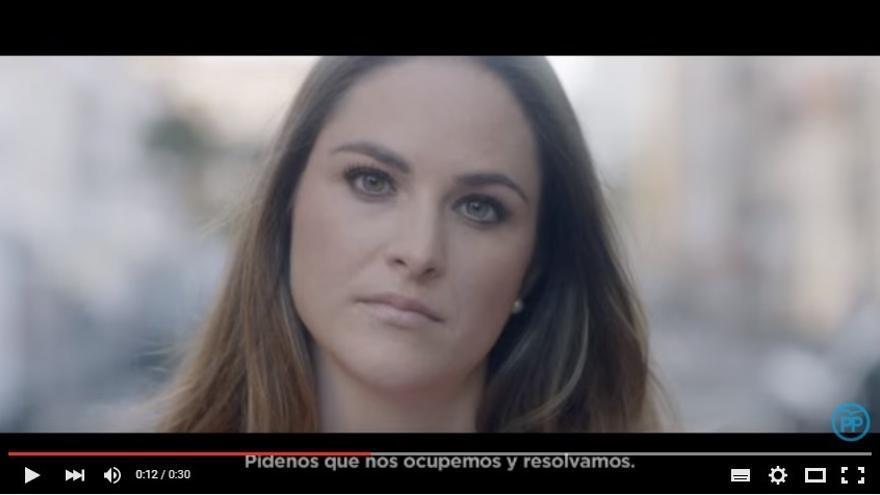 """El PP lanza otro vídeo en el que defiende su gestión aunque no sea """"el partido con la imagen más divertida"""""""