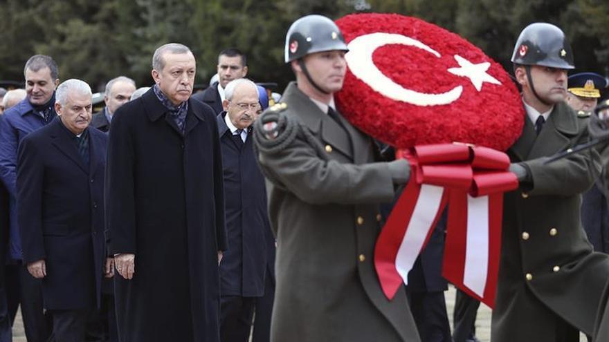 Erdogan pide a EEUU la entrega de Gülen sin necesidad de proceso judicial