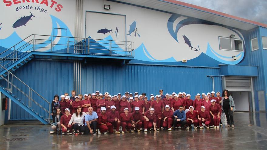 Conservas Serrats inicia exportaciones a Singapur y genera la tercera parte de su negocio con ventas internacionales