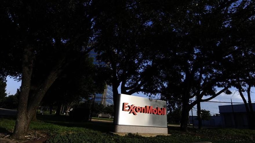 Exxon Mobil ganó 32.850 millones en 2013, un 27 por ciento menos