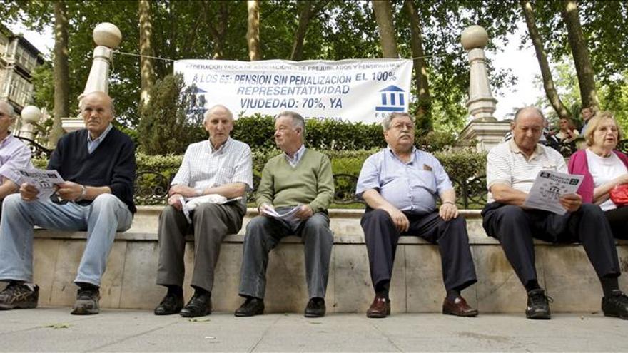 Los expertos expondrán su informe sobre pensiones al Pacto de Toledo