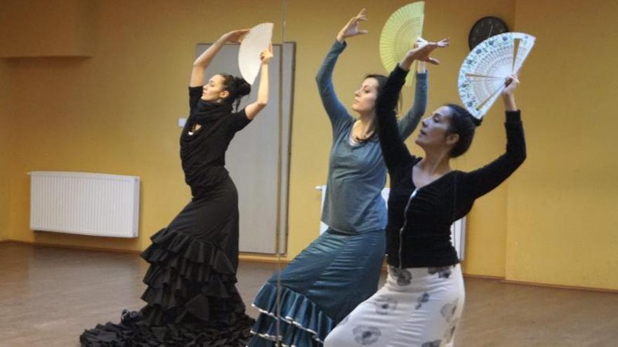 Surge la primera compañía profesional de danza flamenca de la República Checa