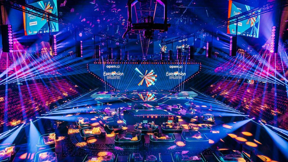 Eurovisión 2021 - Rotterdam Ahoy