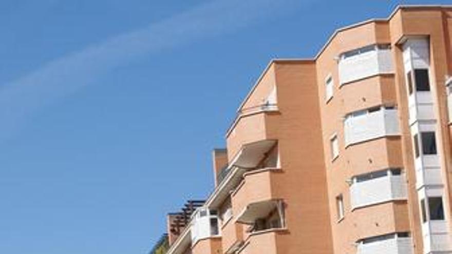 Plano general de viviendas