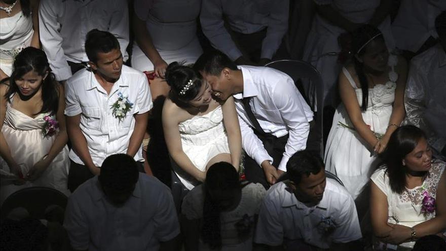 Las mujeres filipinas para el matrimonio es