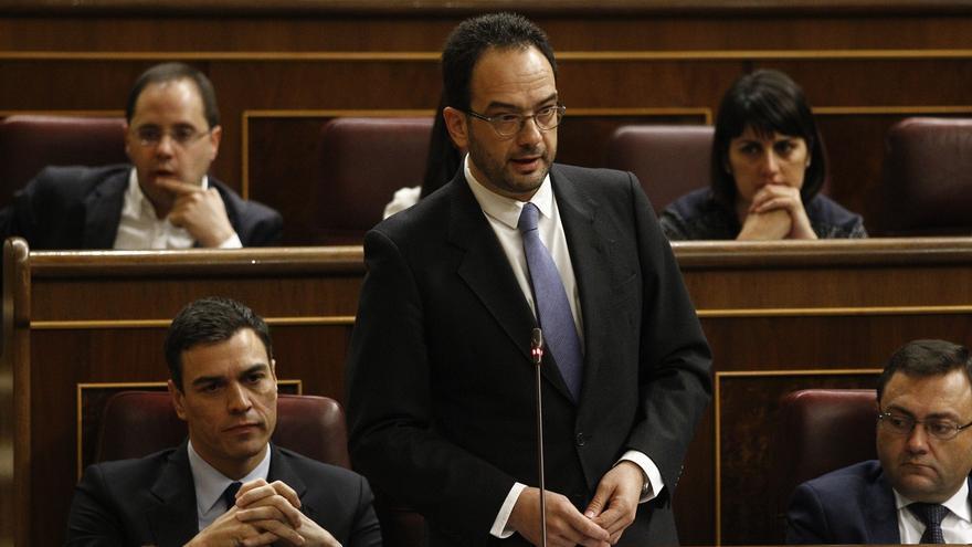 """Hernando (PSOE) llama a Tomás Gómez a """"facilitar las cosas"""" y da por hecho que se mantiene en la Ejecutiva Federal"""