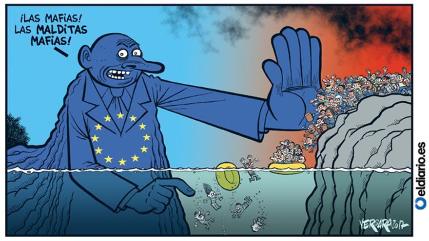 El drama del Mediterráneo